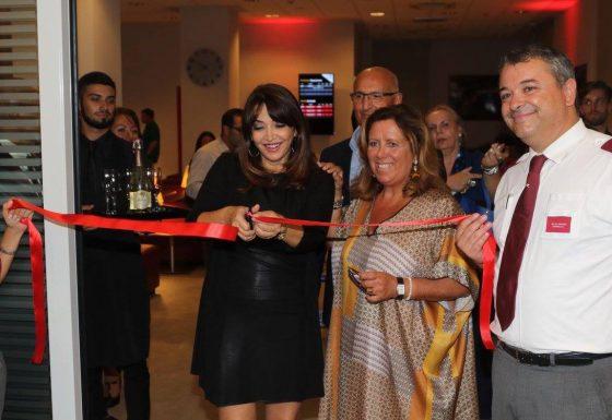 Inaugurazione Vip Lounge Italo. Napoli, 15 settembre 2016