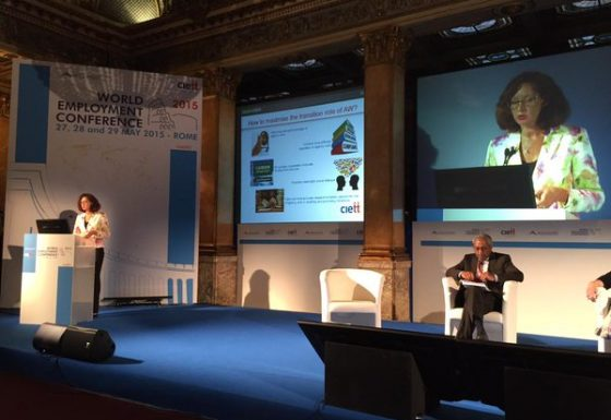 Ciett World Employment Conference. Roma, 27-29 maggio 2015