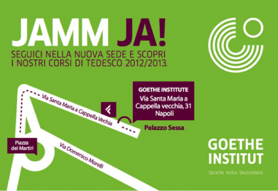 Card Map Goethe Institut