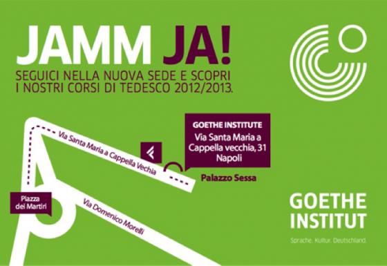 Card Map Goethe Institut