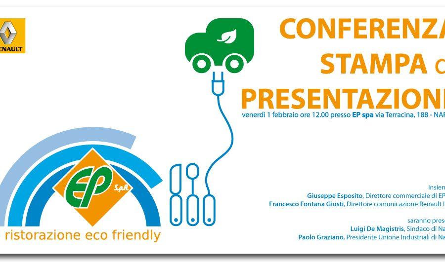 Invito conferenza stampa accordo EP-Renault